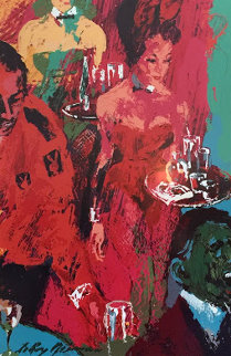 Playboy Suite of 2 Serigraphs 2009 Limited Edition Print by LeRoy Neiman