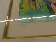 16th At Cypress 1982 Limited Edition Print by LeRoy Neiman - 2