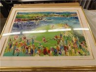 16th At Cypress 1982 Limited Edition Print by LeRoy Neiman - 3