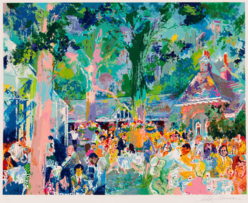 Tavern on the Green 1991 #1 in the Edition Limited Edition Print - LeRoy Neiman