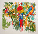Birds of Paradise 2005 Limited Edition Print by LeRoy Neiman - 0