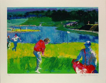 Mystic Rock 1996 Limited Edition Print - LeRoy Neiman