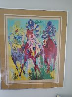 Finish 1975 Limited Edition Print by LeRoy Neiman - 1