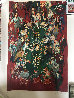 Gaming Table 1990 Limited Edition Print by LeRoy Neiman - 1