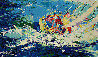 Aegean Sailing 1979 Limited Edition Print by LeRoy Neiman - 1