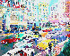 Nob Hill 1986 Limited Edition Print by LeRoy Neiman - 0