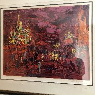 Red Square 1980 Limited Edition Print by LeRoy Neiman - 3