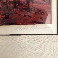Red Square 1980 Limited Edition Print by LeRoy Neiman - 1
