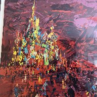 Red Square 1980 Limited Edition Print by LeRoy Neiman - 2