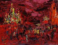 Red Square 1980 Limited Edition Print by LeRoy Neiman - 0