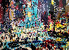 Plaza Square 1985 Limited Edition Print by LeRoy Neiman - 0