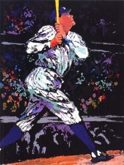 Babe 1995 Limited Edition Print - LeRoy Neiman