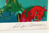 Mardi Gras Parade 2002 Limited Edition Print by LeRoy Neiman - 4