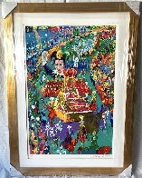 Mardi Gras Parade 2002 Limited Edition Print by LeRoy Neiman - 1
