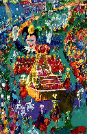 Mardi Gras Parade 2002 Limited Edition Print by LeRoy Neiman - 0