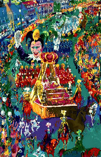 Mardi Gras Parade 2002 Limited Edition Print by LeRoy Neiman