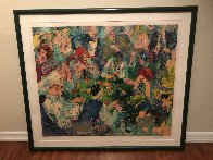 Stud Poker 1978 Limited Edition Print by LeRoy Neiman - 1