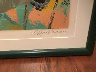 Stud Poker 1978 Limited Edition Print by LeRoy Neiman - 2
