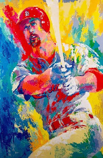 Mark McGwire 1999 HS By Mark Limited Edition Print by LeRoy Neiman