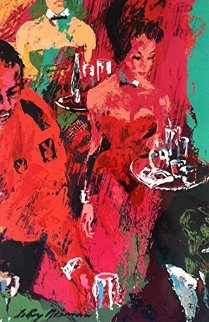 Playboy Suite of 2 Limited Edition Print by LeRoy Neiman