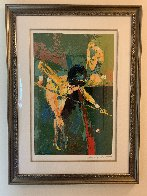 Playboy Suite of 2 Limited Edition Print by LeRoy Neiman - 2