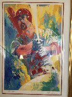Mark Mcgwire 2003 HS By Mark and Leroy Neiman Limited Edition Print by LeRoy Neiman - 3