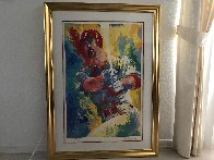 Mark Mcgwire 2003 HS By Mark and Leroy Neiman Limited Edition Print by LeRoy Neiman - 2