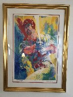 Mark Mcgwire 2003 HS By Mark and Leroy Neiman Limited Edition Print by LeRoy Neiman - 1