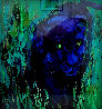 Portrait of the Black Panther 2004 Limited Edition Print by LeRoy Neiman - 0