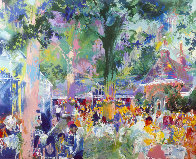 Tavern on the Green 1991 Limited Edition Print by LeRoy Neiman - 2