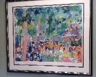 Tavern on the Green 1991 Limited Edition Print by LeRoy Neiman - 1