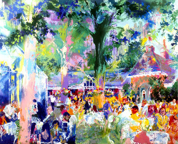 Tavern on the Green 1991 Limited Edition Print by LeRoy Neiman