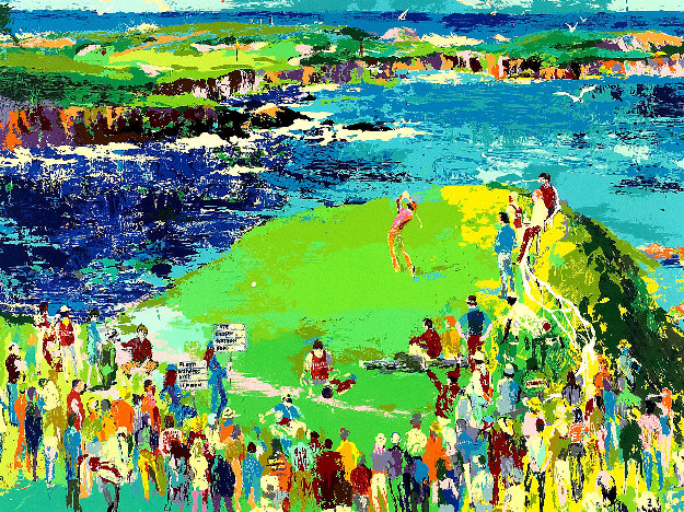 16th At Cypress 1982 Limited Edition Print by LeRoy Neiman