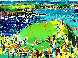 16th At Cypress 1982 Limited Edition Print by LeRoy Neiman - 0