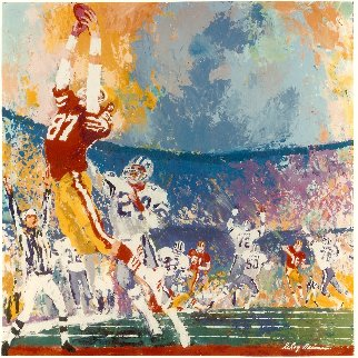 Catch Limited Edition Print by LeRoy Neiman