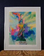 Lady Liberty 1986 Limited Edition Print by LeRoy Neiman - 2