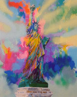 Lady Liberty 1986 Limited Edition Print by LeRoy Neiman - 0