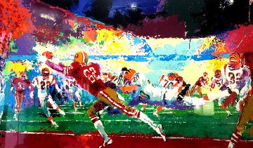Super Play 1989 Limited Edition Print by LeRoy Neiman