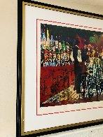 Chicago Key Club Bar 1989 Limited Edition Print by LeRoy Neiman - 4