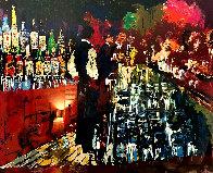 Chicago Key Club Bar 1989 Limited Edition Print by LeRoy Neiman - 6