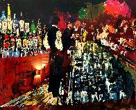 Chicago Key Club Bar 1989 Limited Edition Print by LeRoy Neiman - 0