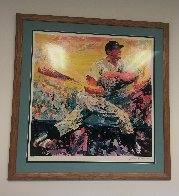 Mickey Mantle AP 1999 Limited Edition Print by LeRoy Neiman - 1