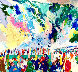 Aspen Mountain Rendezvous Limited Edition Print by LeRoy Neiman - 0