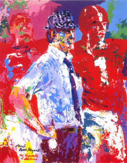Bear Bryant 1983 Limited Edition Print by LeRoy Neiman