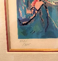 Cafe Fouquet's Limited Edition Print by LeRoy Neiman - 2