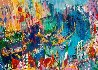 Regatta of the Gondolier 1978 Limited Edition Print by LeRoy Neiman - 2