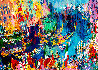 Regatta of the Gondolier 1978 Limited Edition Print by LeRoy Neiman - 0