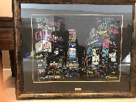 Lights of Broadway 2002 Limited Edition Print by LeRoy Neiman - 1