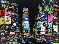 Lights of Broadway 2002 Limited Edition Print by LeRoy Neiman - 0