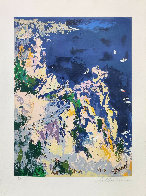 Bikes And Boats 1973 Limited Edition Print by LeRoy Neiman - 1